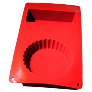 Siliconeflex cake 14,5 cm et tourtiere 12,5 cm