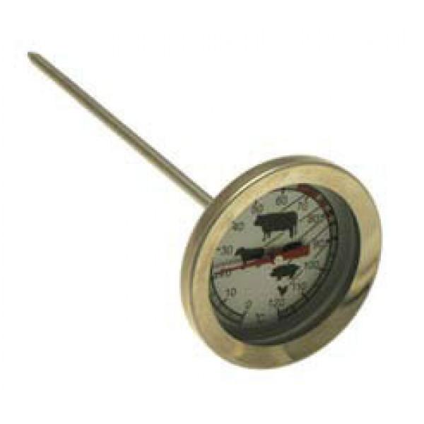 Thermomètre pique et cadran