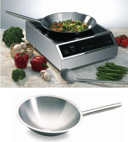 r chaud wok induction 3 2kw. Black Bedroom Furniture Sets. Home Design Ideas
