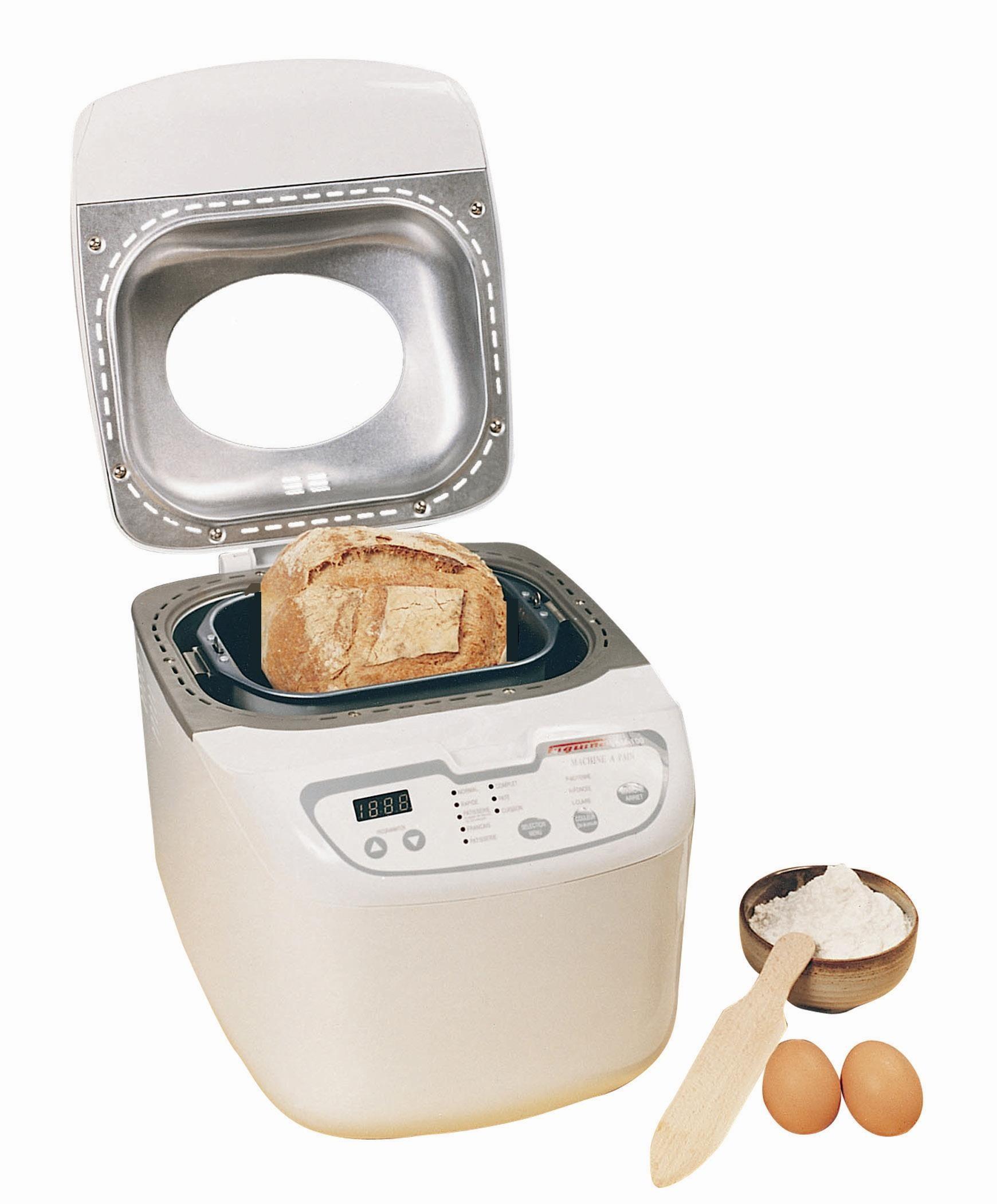 Machine faire le pain classic - Machine a pain boulanger ...