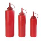 Flacon verseur rouge