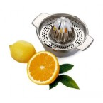 Presse citron inox traditionnel