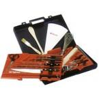 mallette de couteaux pour apprentis et professionnels