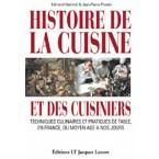 Histoire de la cuisine et des cuisiniers