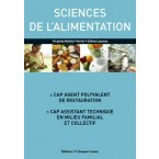 Sciences de l'alimentation