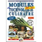Modules de technologie culinaire