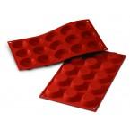 Siliconeflex 15 tartelettes 5cm