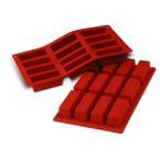 Siliconeflex 12 mini cakes 7,9 cm
