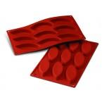 Siliconeflex 9 barquettes 10 cm