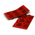 Siliconeflex 6 kougloffs 7 cm
