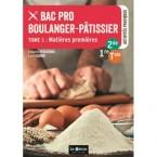 BAC PRO Boulanger-Pâtissier  Frédéric PERCHERON