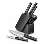 Bloc TANGA + 5 couteaux OWELL + ciseaux