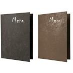 Carte menu Bangladore A4