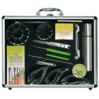 Mallette Traiteur 45 outils décors PRO