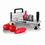 Mini coupe tomate inox