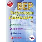 BEP technologie culinaire