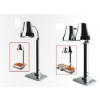 Lampe infra rouge sur pied
