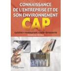 Connaissance de l'entreprise et de son environnement CAP cuisine, restaurant, café-brasserie