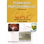 Techniques professionnelles CAP Agent polyvalent de restauration
