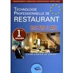 Techno Restaurant Bac Pro - 1ère année