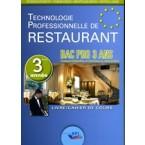 Techno Restaurant Bac Pro - 3ème année