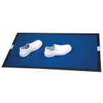 Tapis de décontamination pour semelles de chaussures CleanFoot