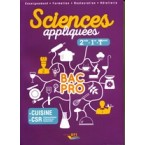 Sciences Appliquées BAC PRO - 2nde-1ère-Tal  BPI
