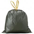 sac poubelle lien coulissant