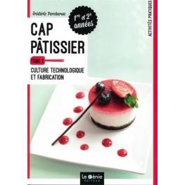 CAP  Pâtissier  par Frédéric PERCHERON tome 2