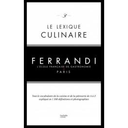 Tout le vocabulaire de la cuisine et de la pâtisserie en 1500 définitions et 200 photographies.