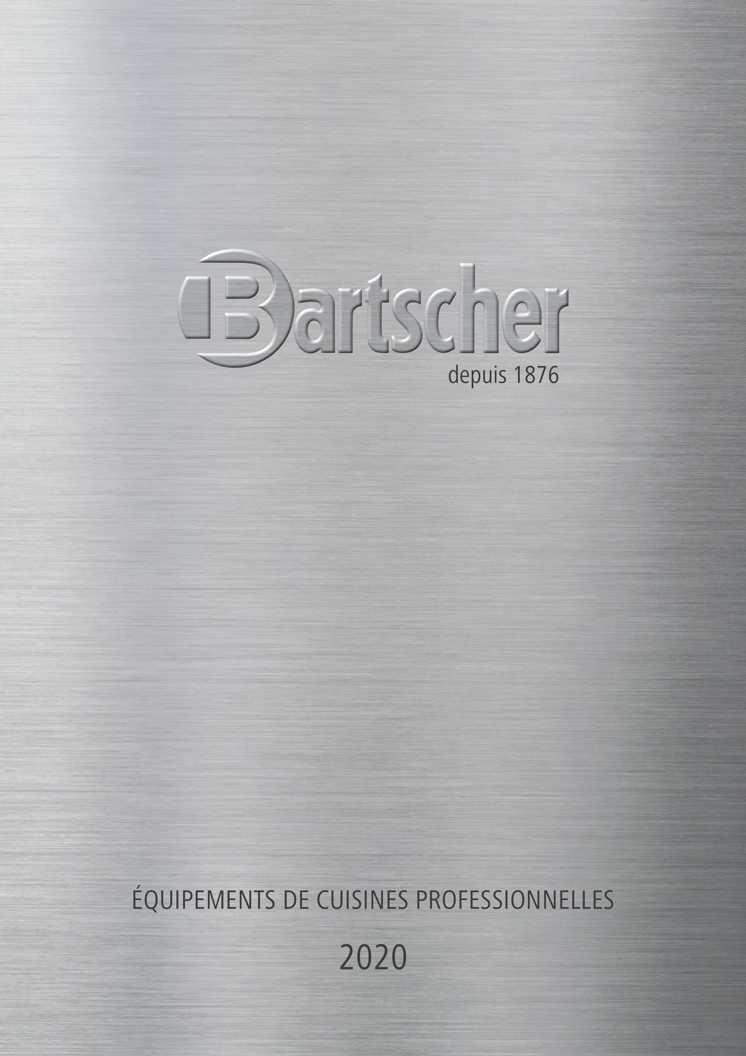 Gros matériel de cuisine   Bartscher