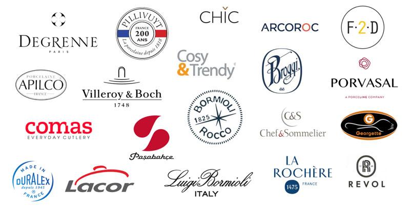Les marques et usines chez Maison Lejeune