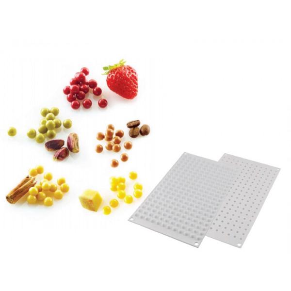 Silikomart - Plaque mini perles