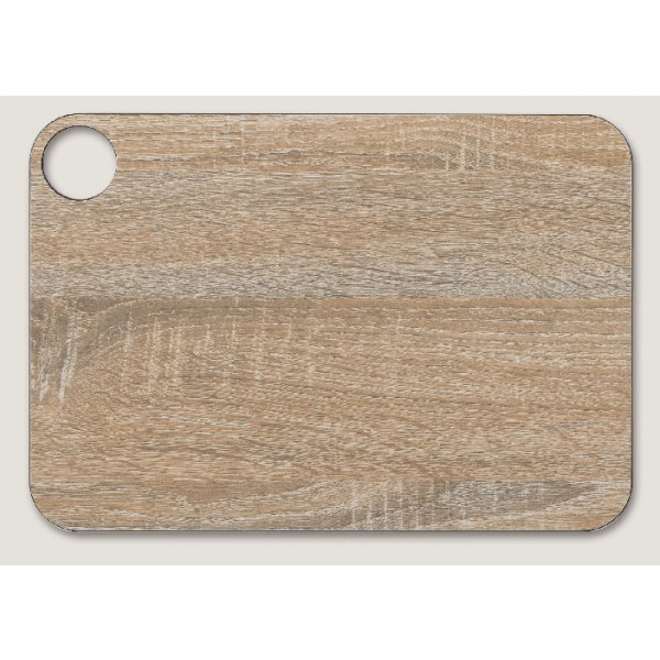 Planche fibre de bois naturelle