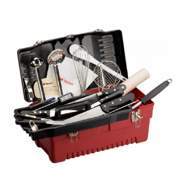 mallette de couteaux pour apprentis et profesionnels