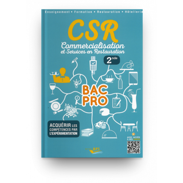 CSR  BAC PRO 2nde