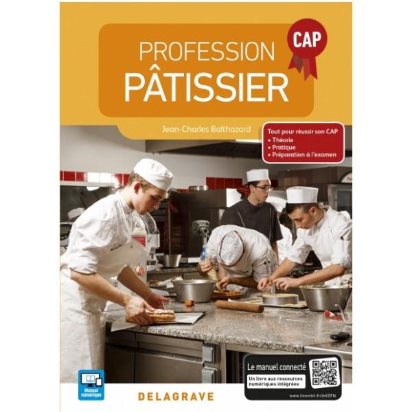 Profession pâtissier  CAP