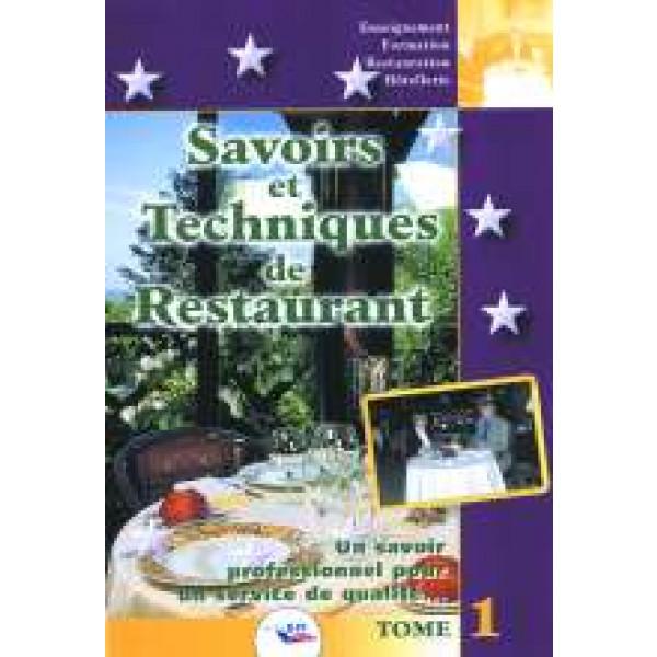 Savoirs et Techniques de Restaurant