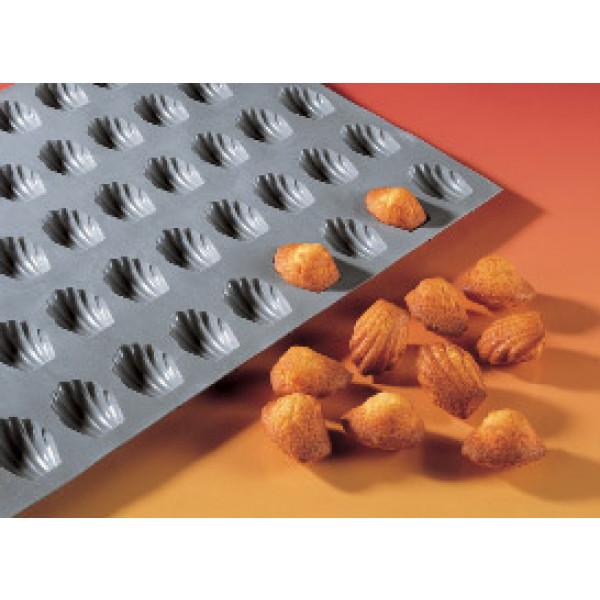 Elastomoule - 30 minis madeleines