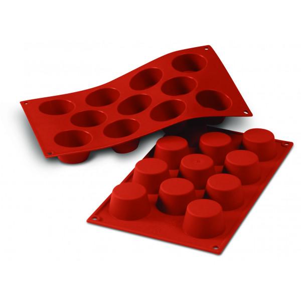 Siliconeflex 11 mini muffins 5,1cm