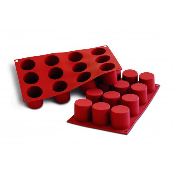 Siliconeflex 12 cylindres 4,8 cm