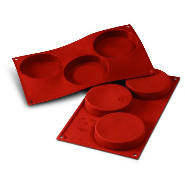 Siliconeflex 3 florentins 10,3 cm