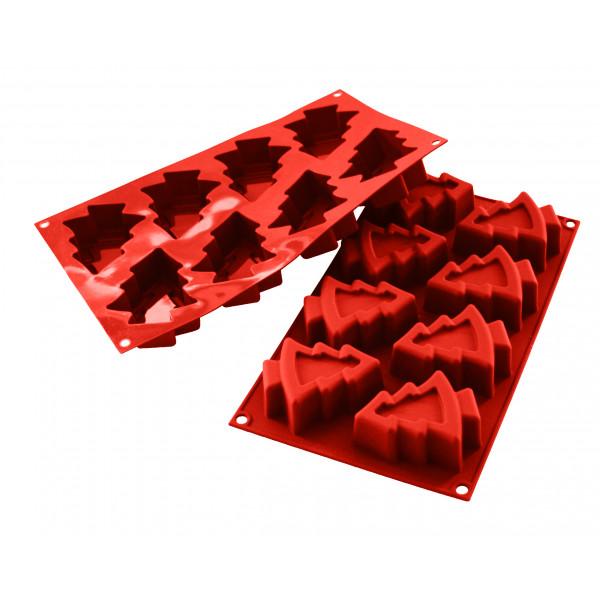 Siliconeflex 8 sapins 8,35 cm