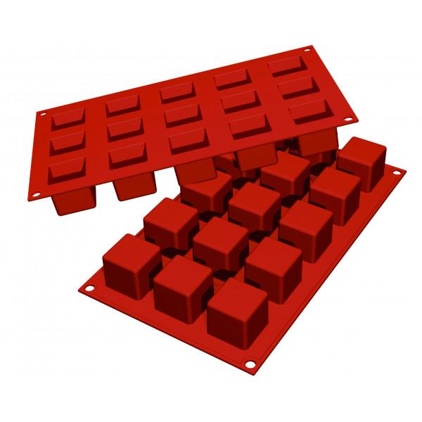 Siliconeflex 15 mini cubes 3,5 cm