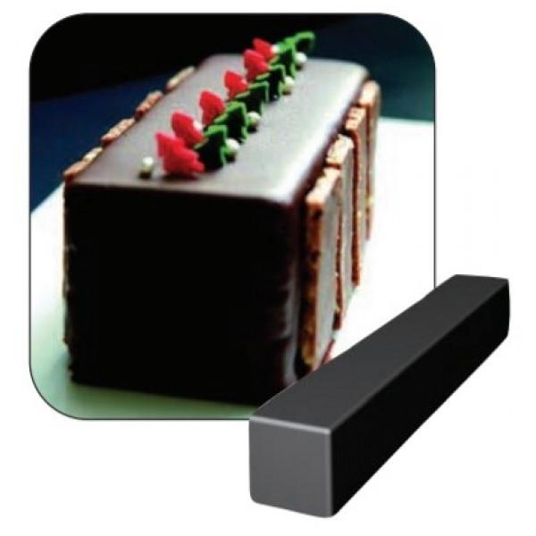 Plaque SiliPro 60x40 4 bûches carrées