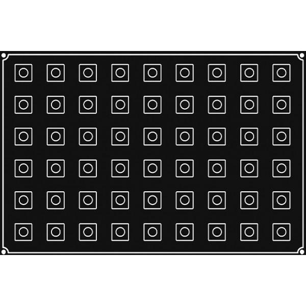 Pavoflex 54 mini-cubes 3 cm