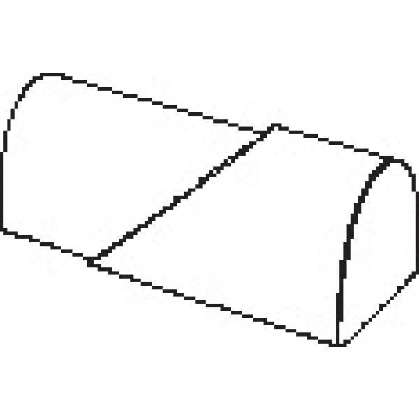 Pavoflex 72 mini bandes rondes 6 cm
