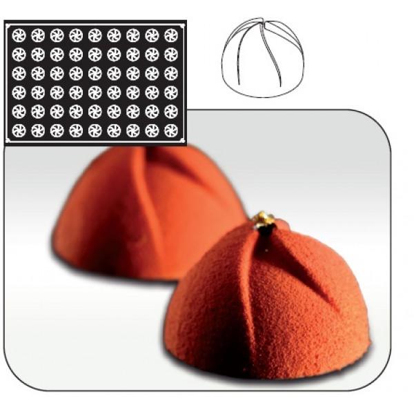 Pavoflex 54 mini dômes vertigo 4,2 cm