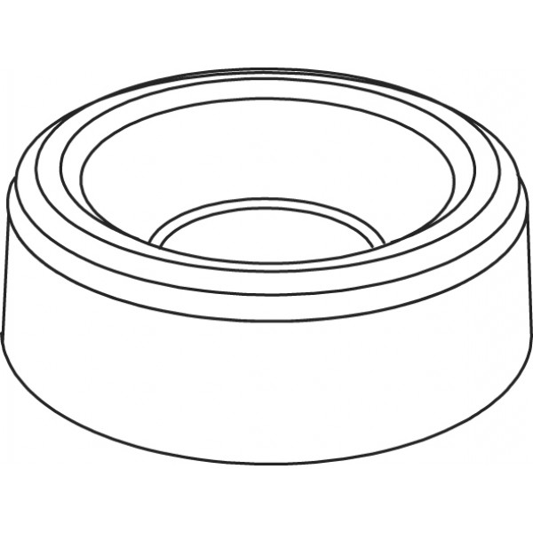 Pavoflex 77 mini savarins ronds 4 cm