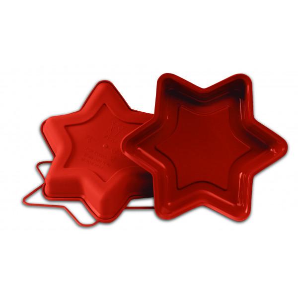 Uniflex étoile 6 branches 26 cm